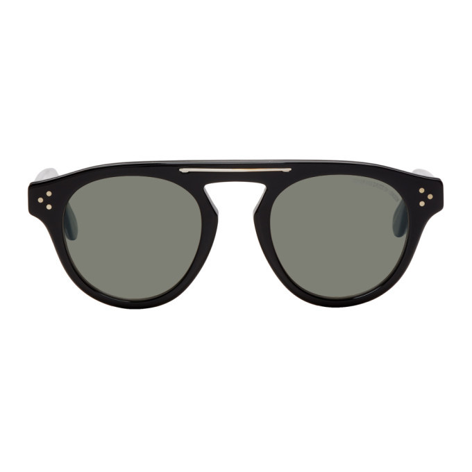 Photo: Cutler And Gross Black and Grey 1292-06 Sunglasses