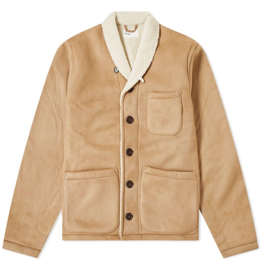 Photo: Universal Works Prairie Faux Leather Jacket