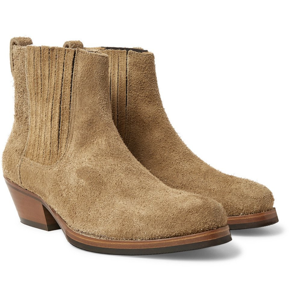 Photo: Our Legacy - Suede Boots - Sand