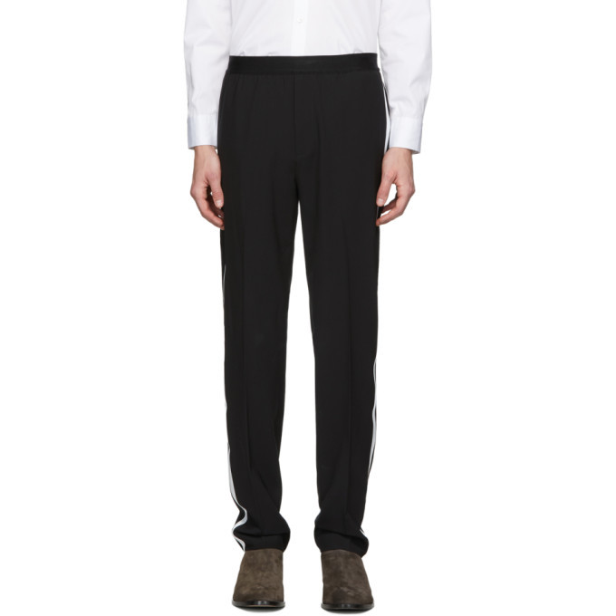 Photo: Helmut Lang Black Band Pull-On Trousers