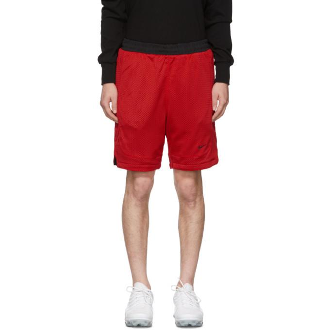 Photo: Nike Reversible Red and Black NRG Shorts