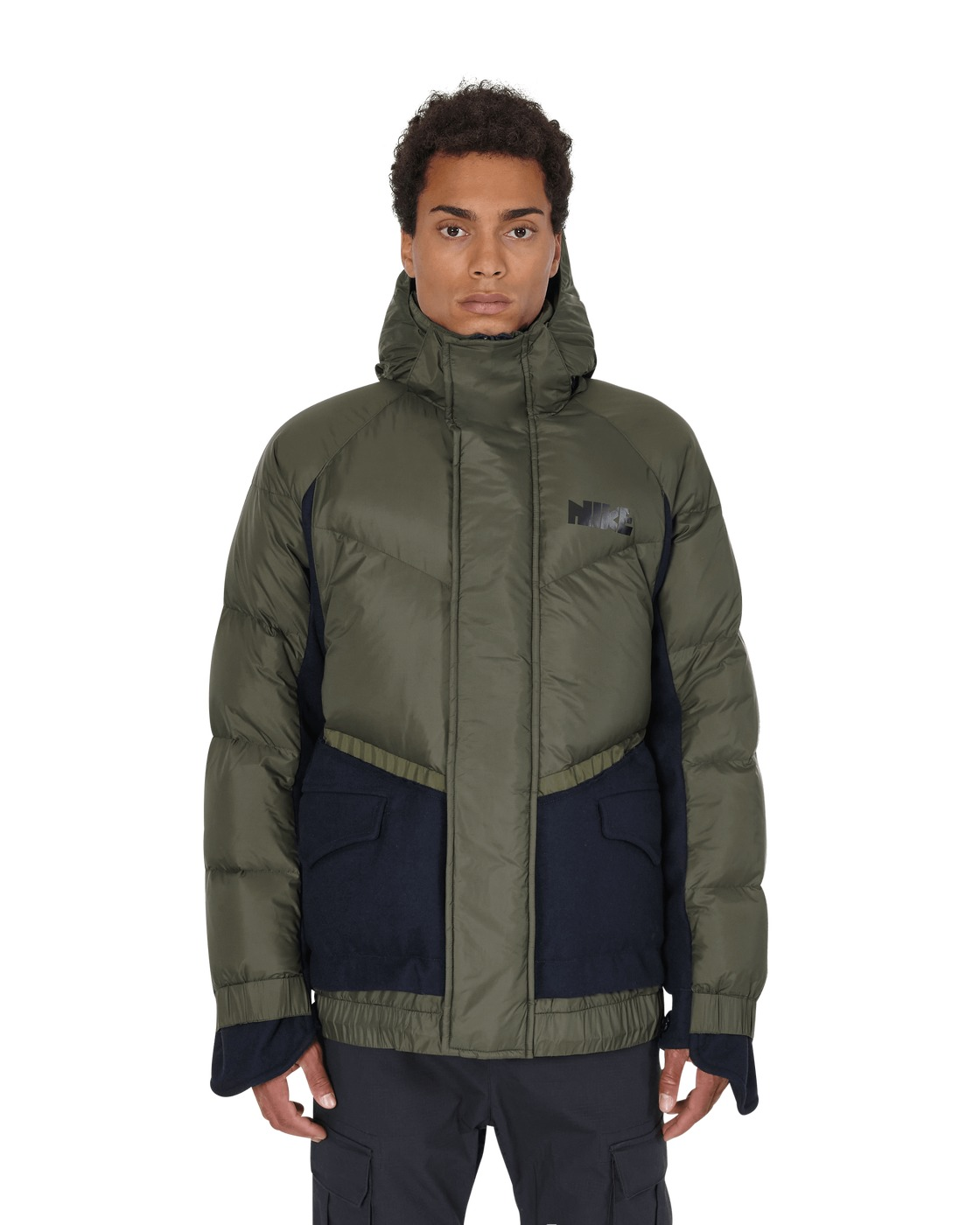 Nike Special Project Sacai Parka Sequoia