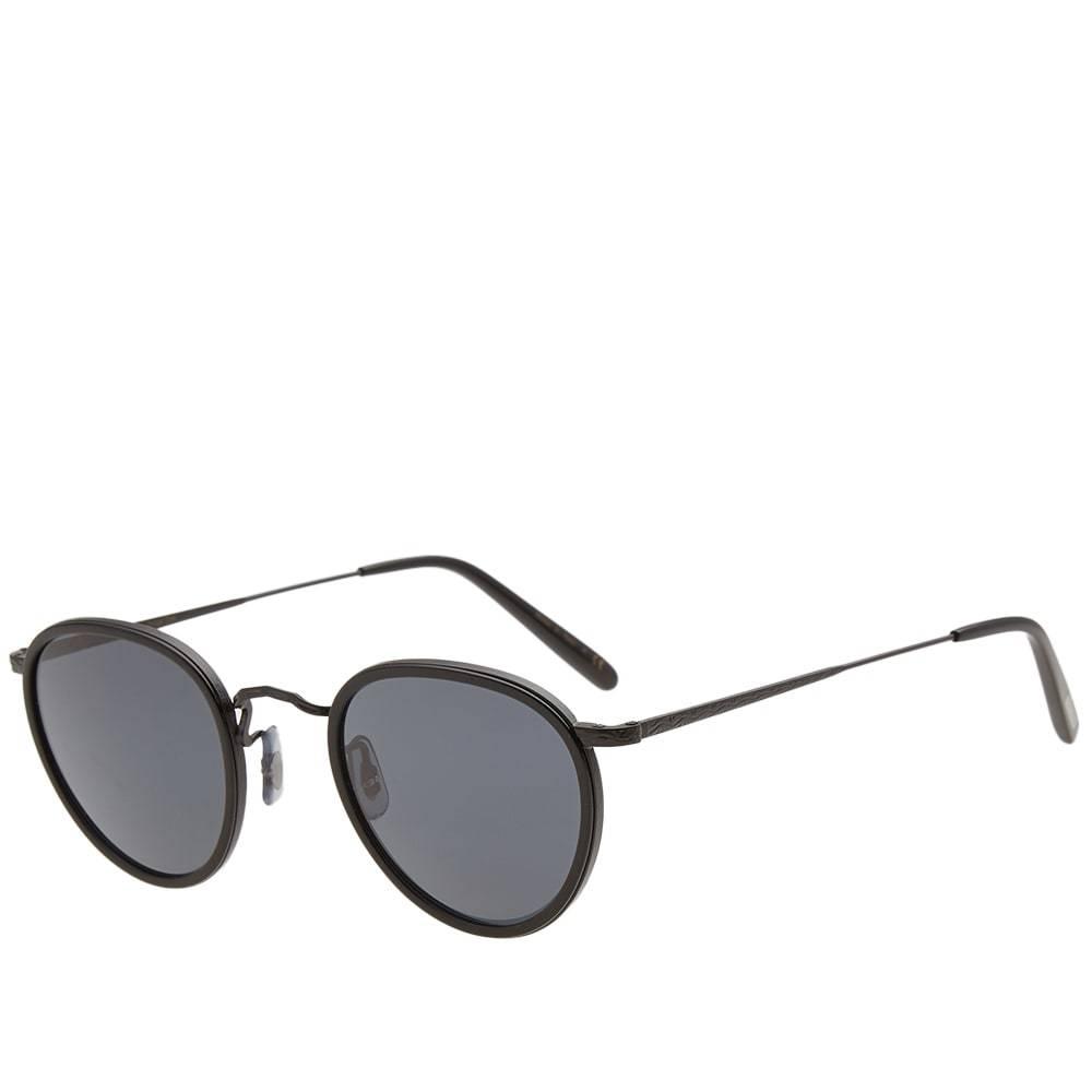 Oliver Peoples MP-2 Sunglasses Black