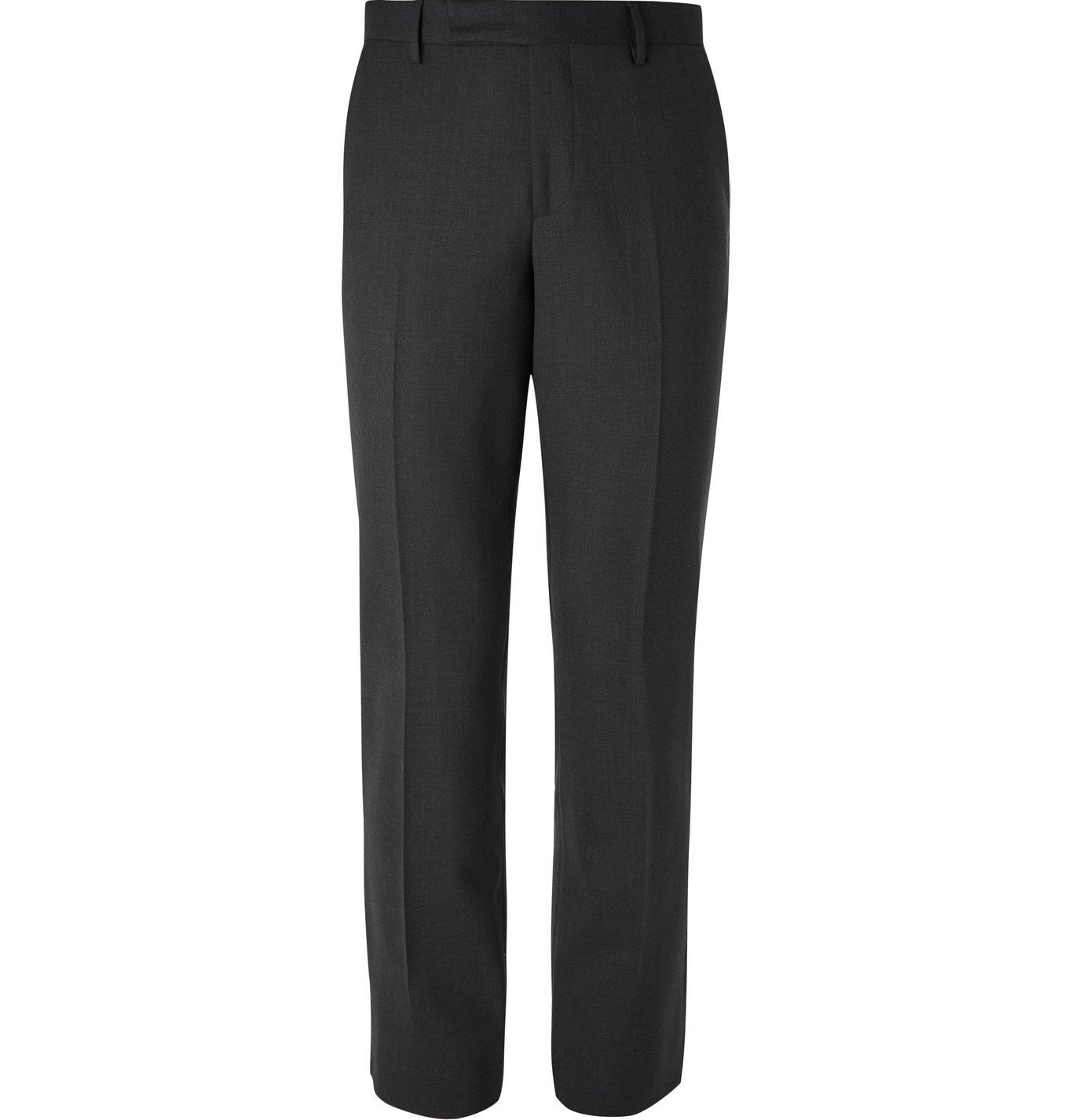 Photo: Paul Smith - Soho Slim-Fit Wool Suit Trousers - Gray