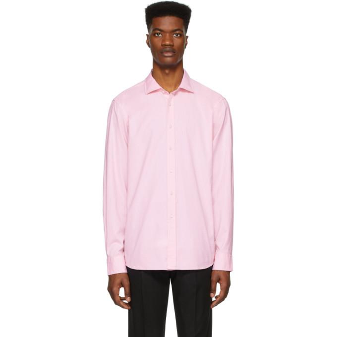 Photo: Ralph Lauren Purple Label Pink Oxford Shirt