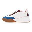 Stella McCartney White Loop Sneakers