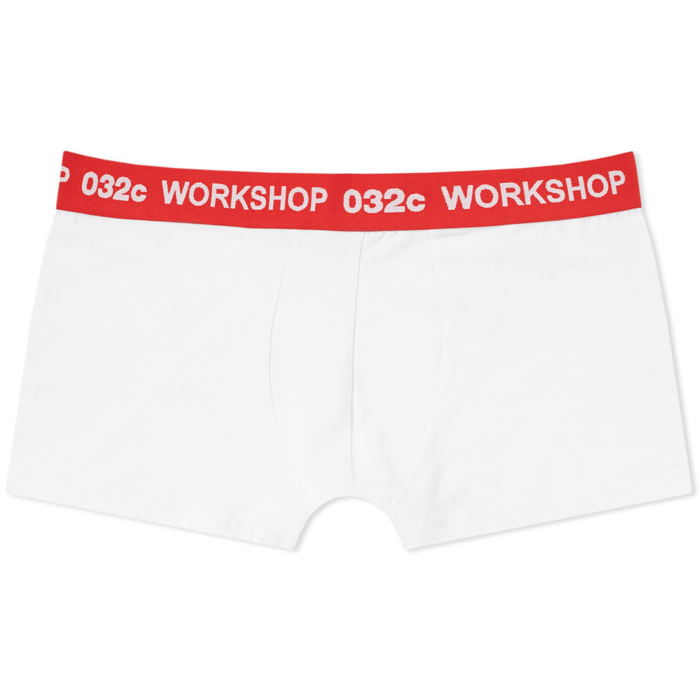 Photo: 032c Classic Logo Boxer Short