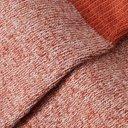 SUNSPEL - Mélange Organic Cotton-Blend Socks - Orange
