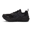 Asics Black and Grey Gel-Trabuco 9 GT-X Sneakers
