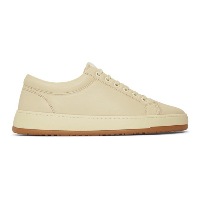 Photo: ETQ Amsterdam Beige Premium LT 01 Sneakers