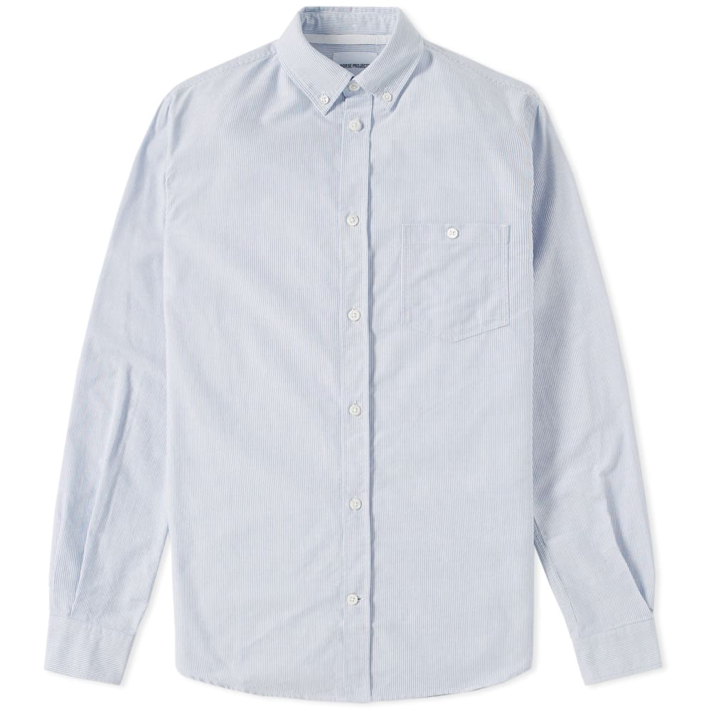 Photo: Norse Projects Anton Oxford Shirt