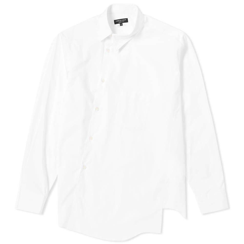 Comme des Garcons Homme Plus Asymmetric Shirt
