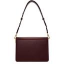 3.1 Phillip Lim Burgundy Alix Shoulder Bag