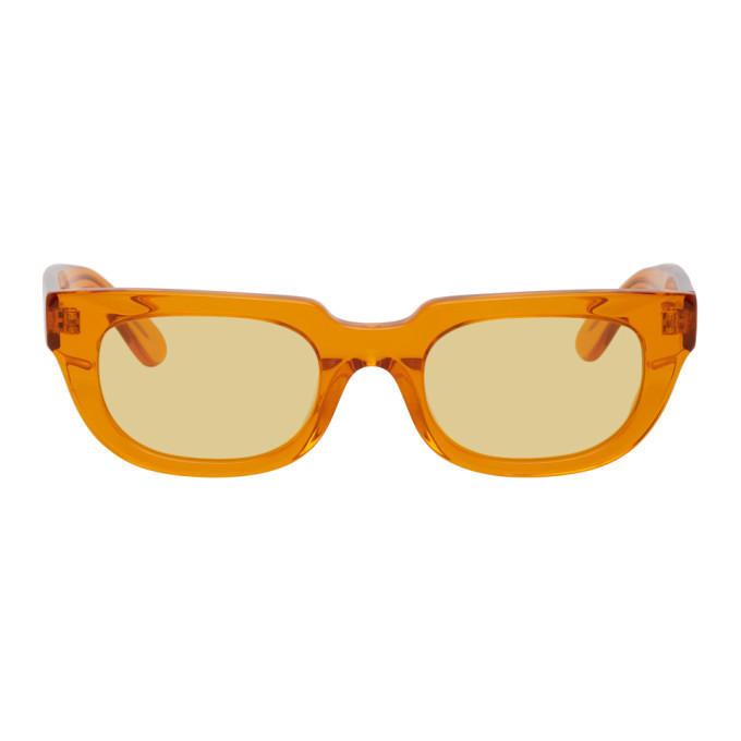 Photo: Han Kjobenhavn Orange Root Sunglasses
