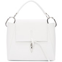 3.1 Phillip Lim White Leigh Top Handle Bag