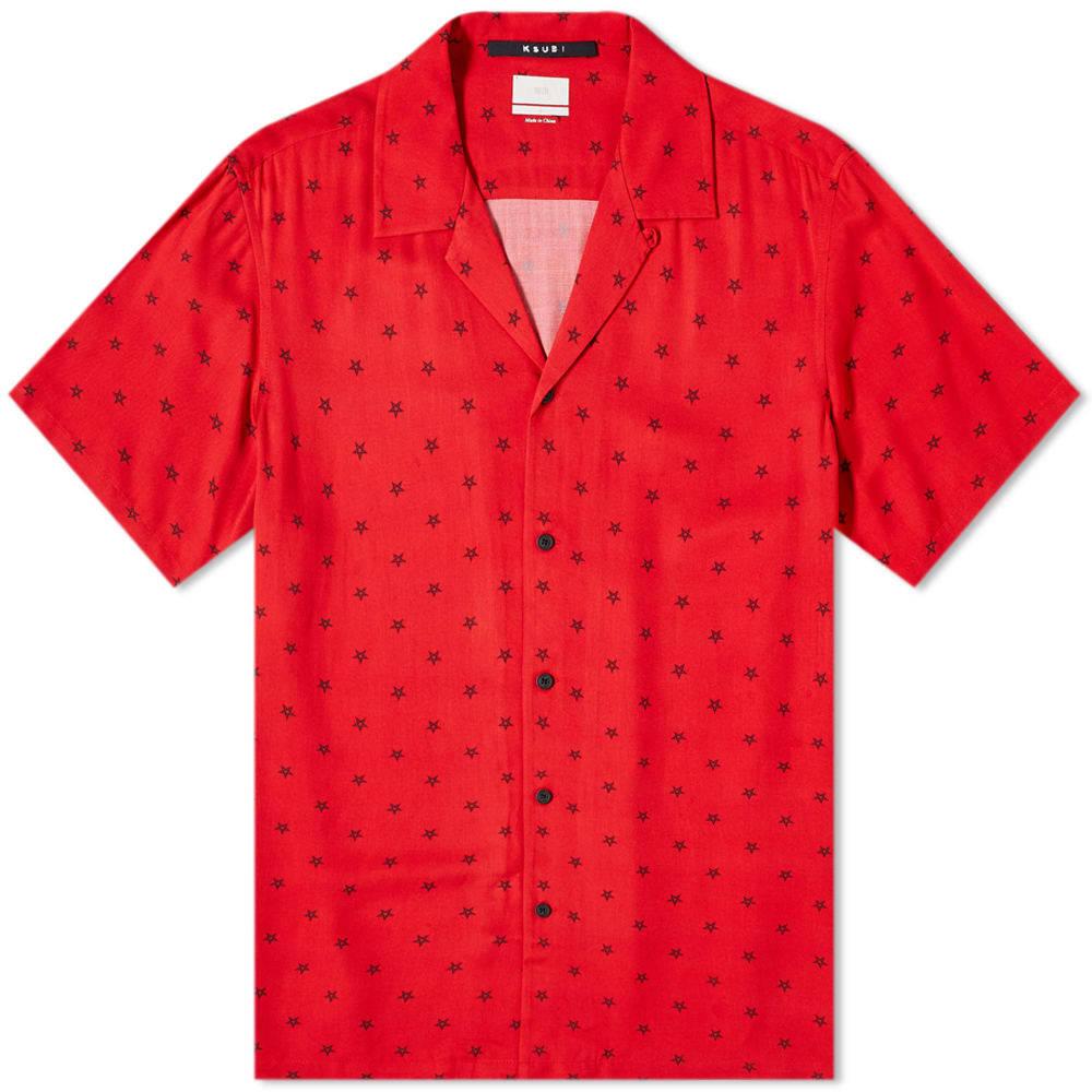 Ksubi Star Vacation Shirt