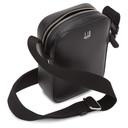 Dunhill Black Cadogan City Reporter Bag