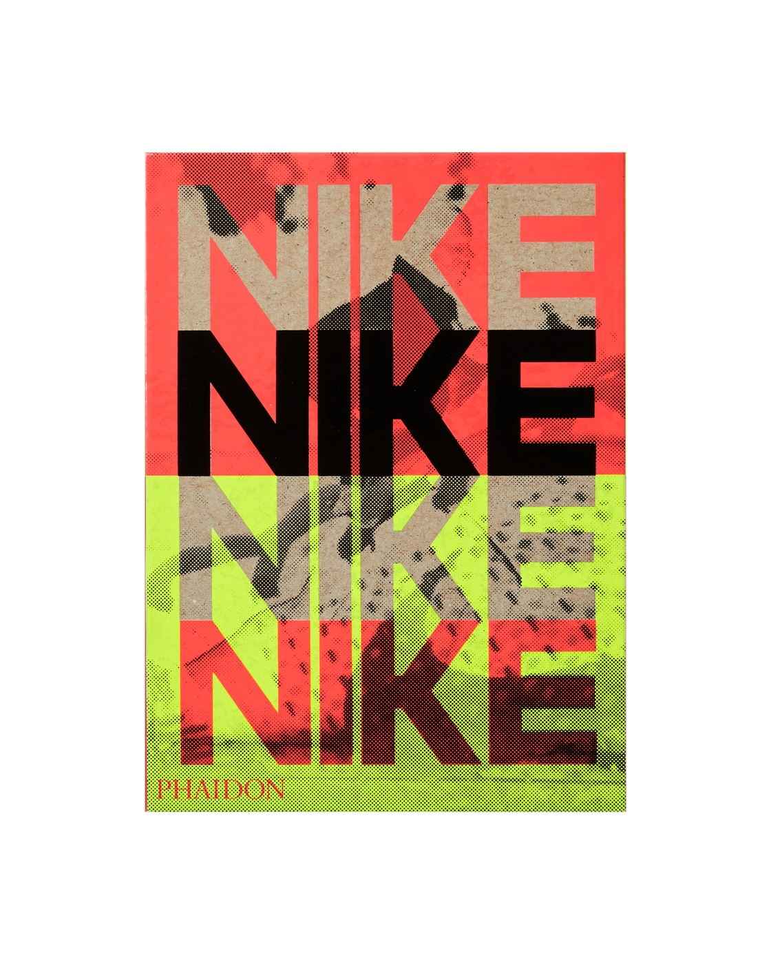 Nike Special Project Nike: Better Is Temporary Book Multicolor