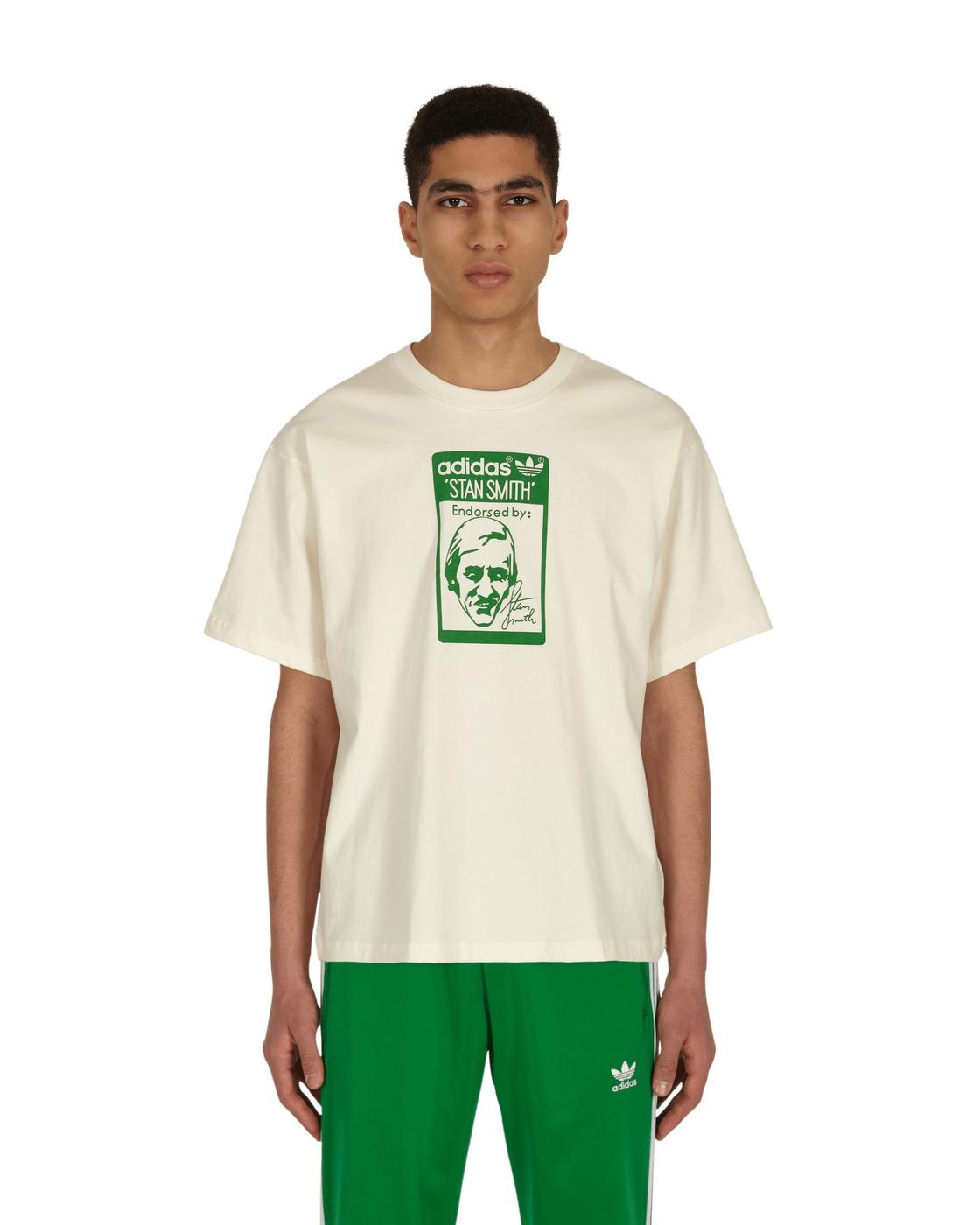 Adidas Originals Stan Smith T Shirt Non Dyed
