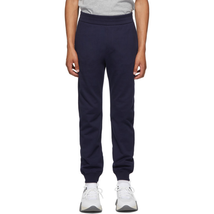 Photo: Versace Blue Taylor Lounge Pants