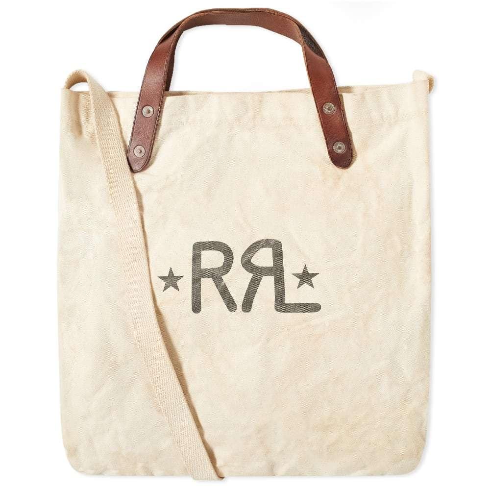 Photo: RRL Shoulder Strap Tote Bag