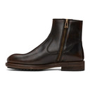 Belstaff Black Vintage Markham Boots