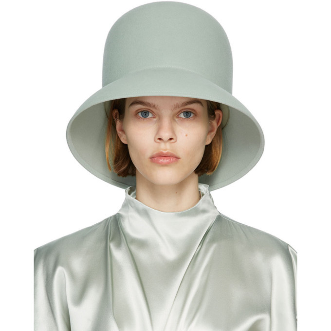 Photo: Nina Ricci Blue High Beach Hat