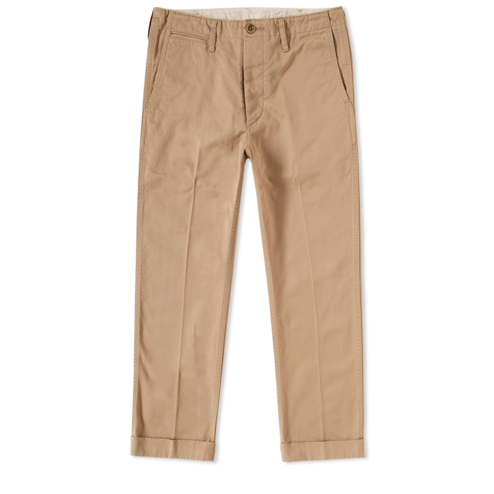 Photo: Visvim High Water Chino