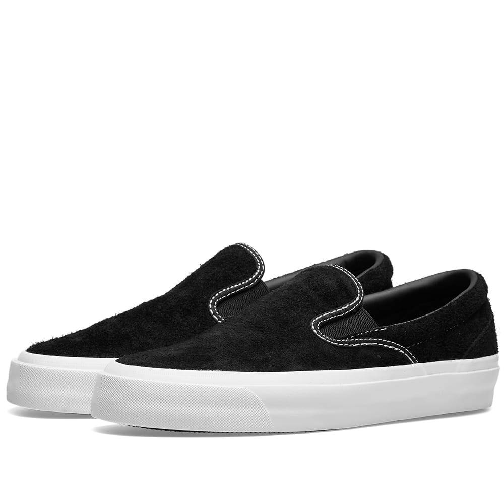 Photo: Converse One Star CC Slip On Black & White