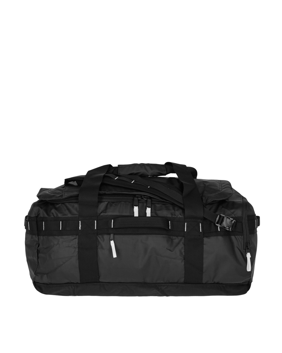 Photo: The North Face Base Camp Voyager 62l Duffel Bag Tnf Black/Tnf White
