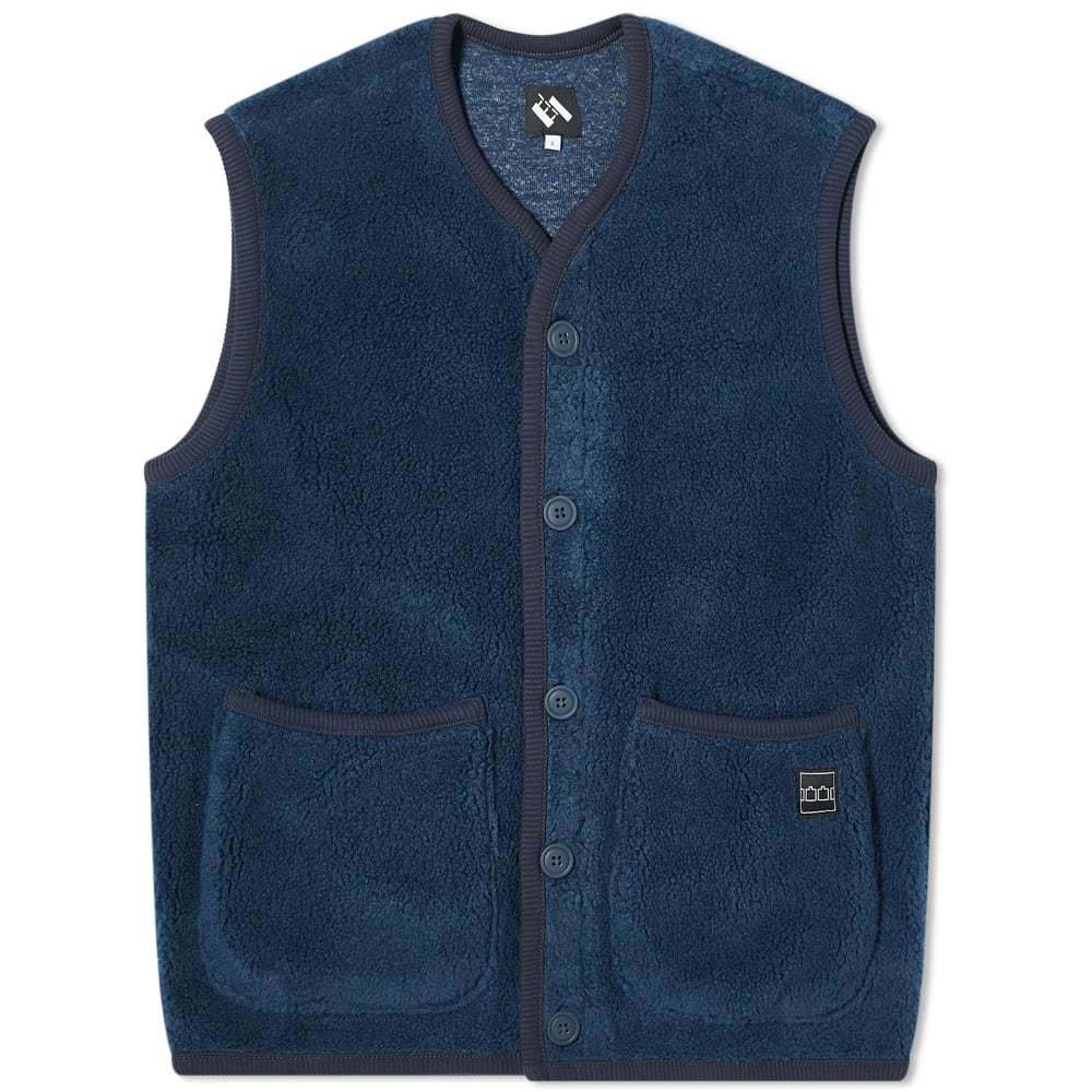 Photo: The Trilogy Tapes Gilet