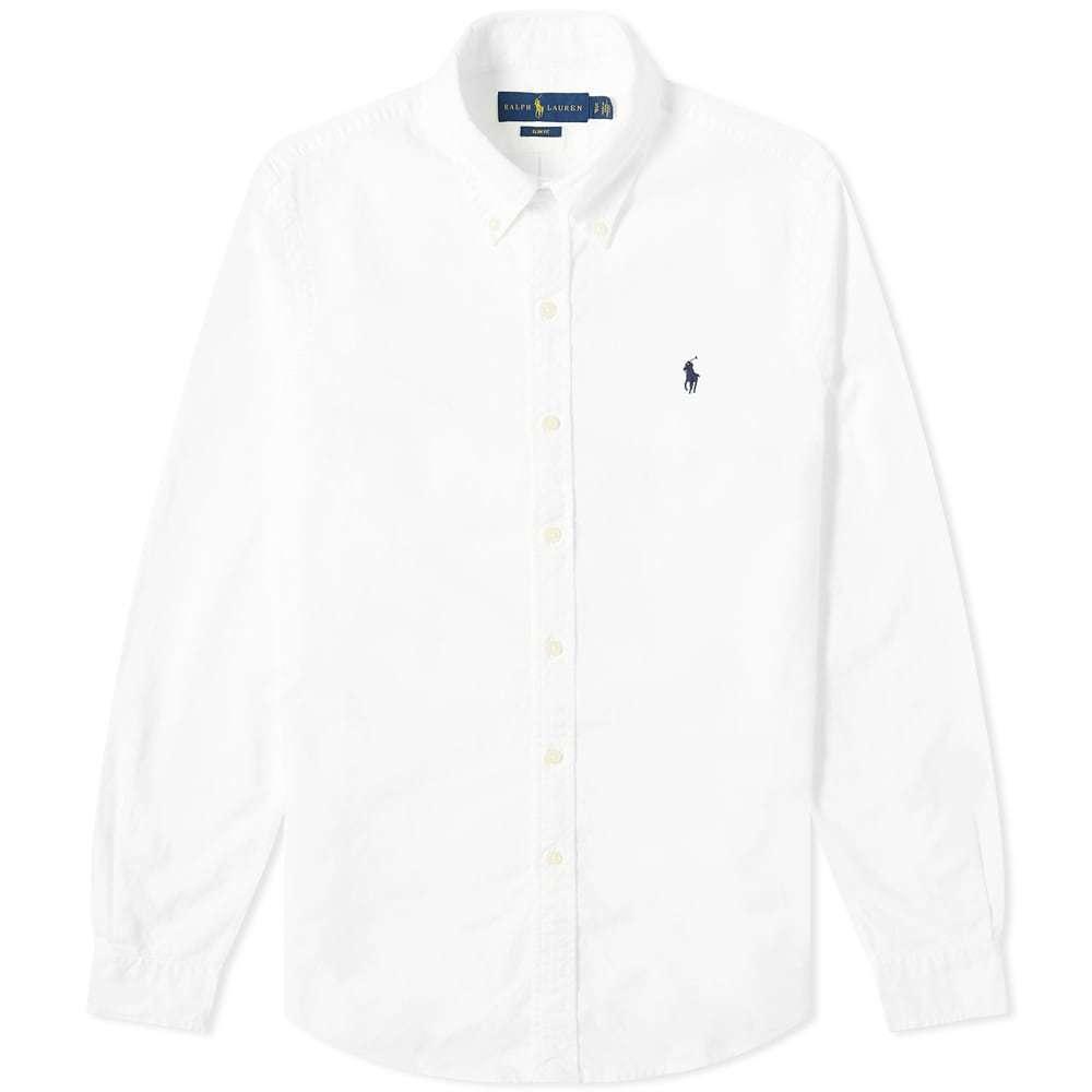 Photo: Polo Ralph Lauren Button Down Garment Dyed Oxford Shirt