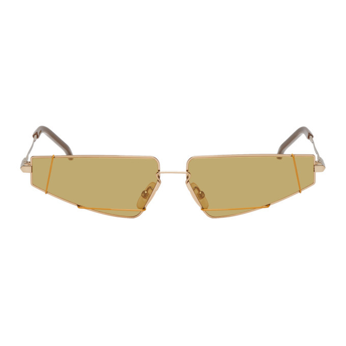 Photo: Fendi Gold Forever Fendi M0054/S Sunglasses