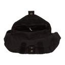 C.P. Company Black Nylon Watch Window Waist Bag