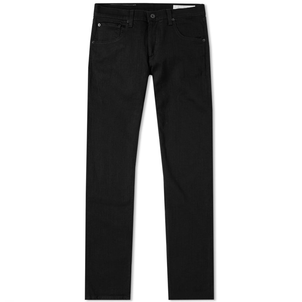 Photo: Rag & Bone Standard Issue Skinny Jean Black