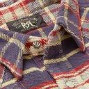 RRL - Checked Cotton-Flannel Shirt - Multi
