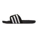 adidas Originals Black Adissage Slides