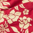 RRL - Camp-Collar Floral-Print Cotton-Jersey Shirt - Red