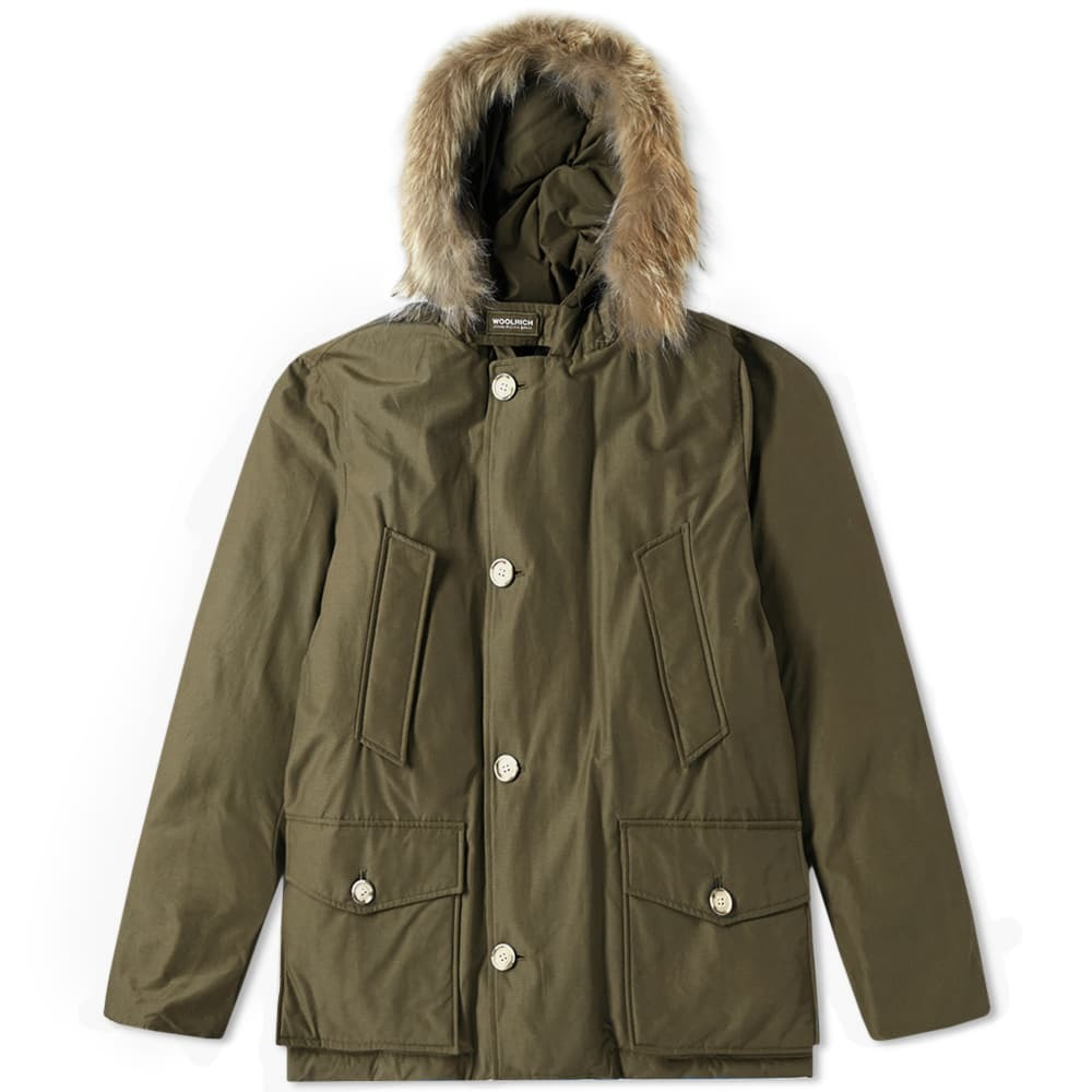 Photo: Woolrich Arctic Anorak