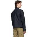 Belstaff Navy Instructor Jacket