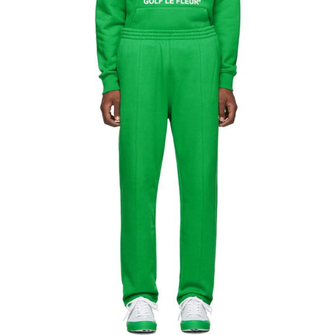 Photo: Converse Green Golf Le Fleur* Edition Terry Lounge Pants
