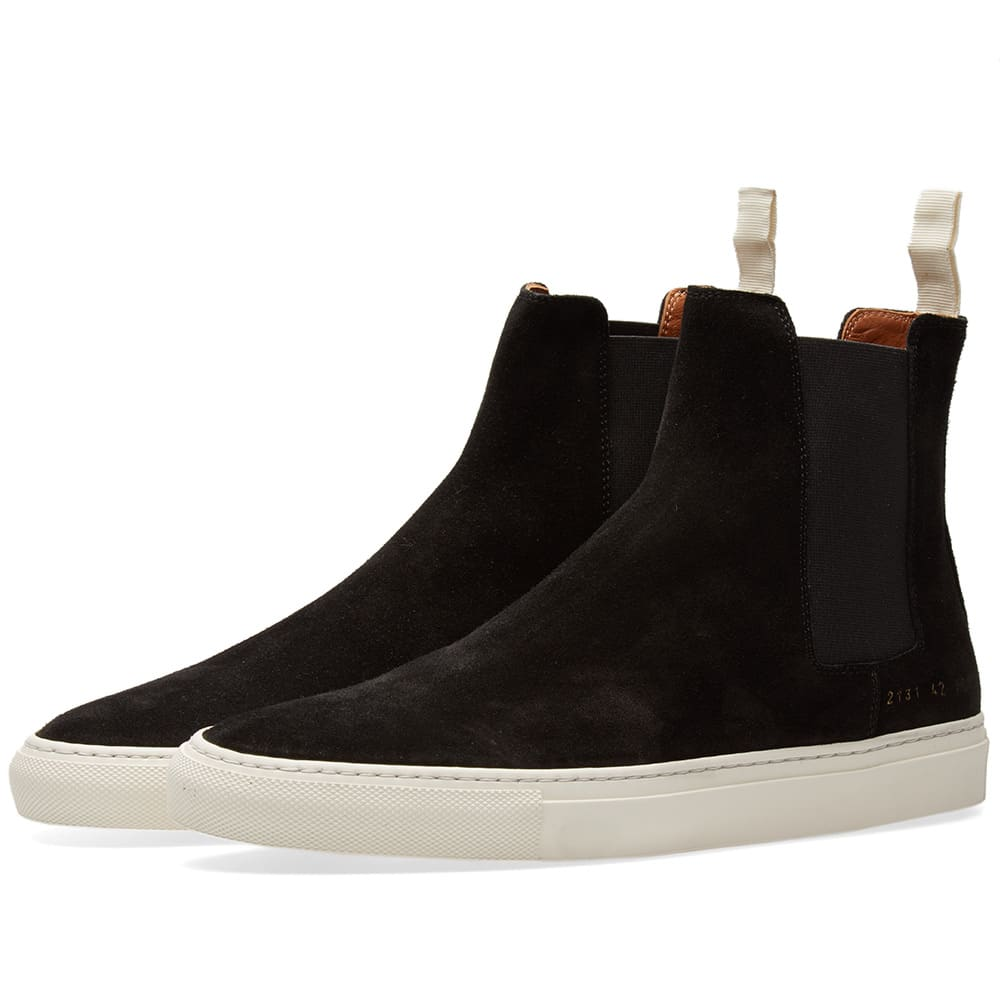 Photo: Common Projects Chelsea Rec Black