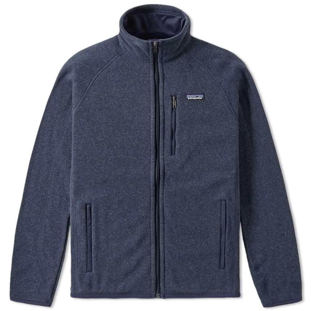 Photo: Patagonia Better Sweater Jacket Blue