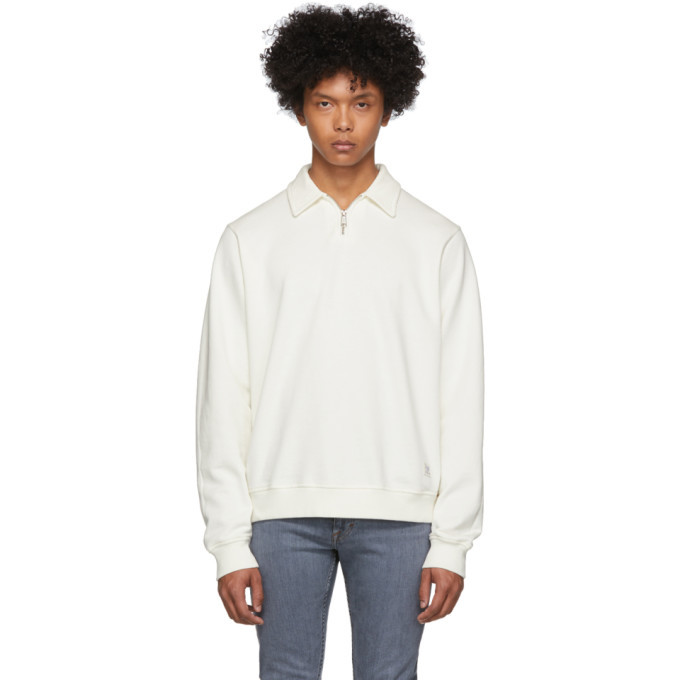 Photo: Tiger of Sweden Jeans Off-White Ocean Sweatshirt