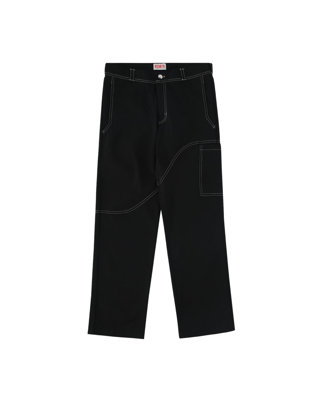 Eden Power Corp Corp Cargo Pants Black