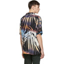Ksubi Black Palms Resort Shirt