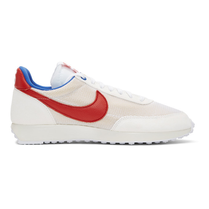 Photo: Nike White Stranger Things Edition Air Tailwind QS Sneakers