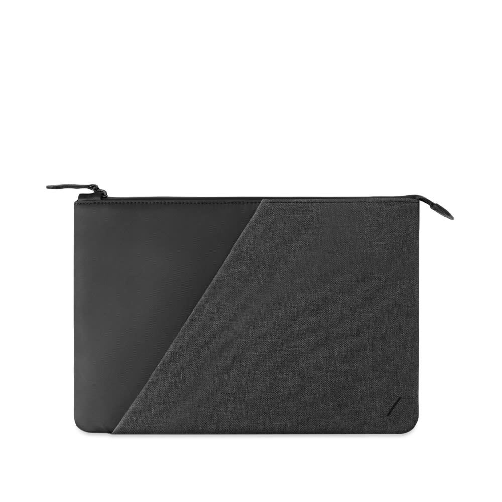 Photo: Native Union Stow Macbook Case Fabric Slate 12""