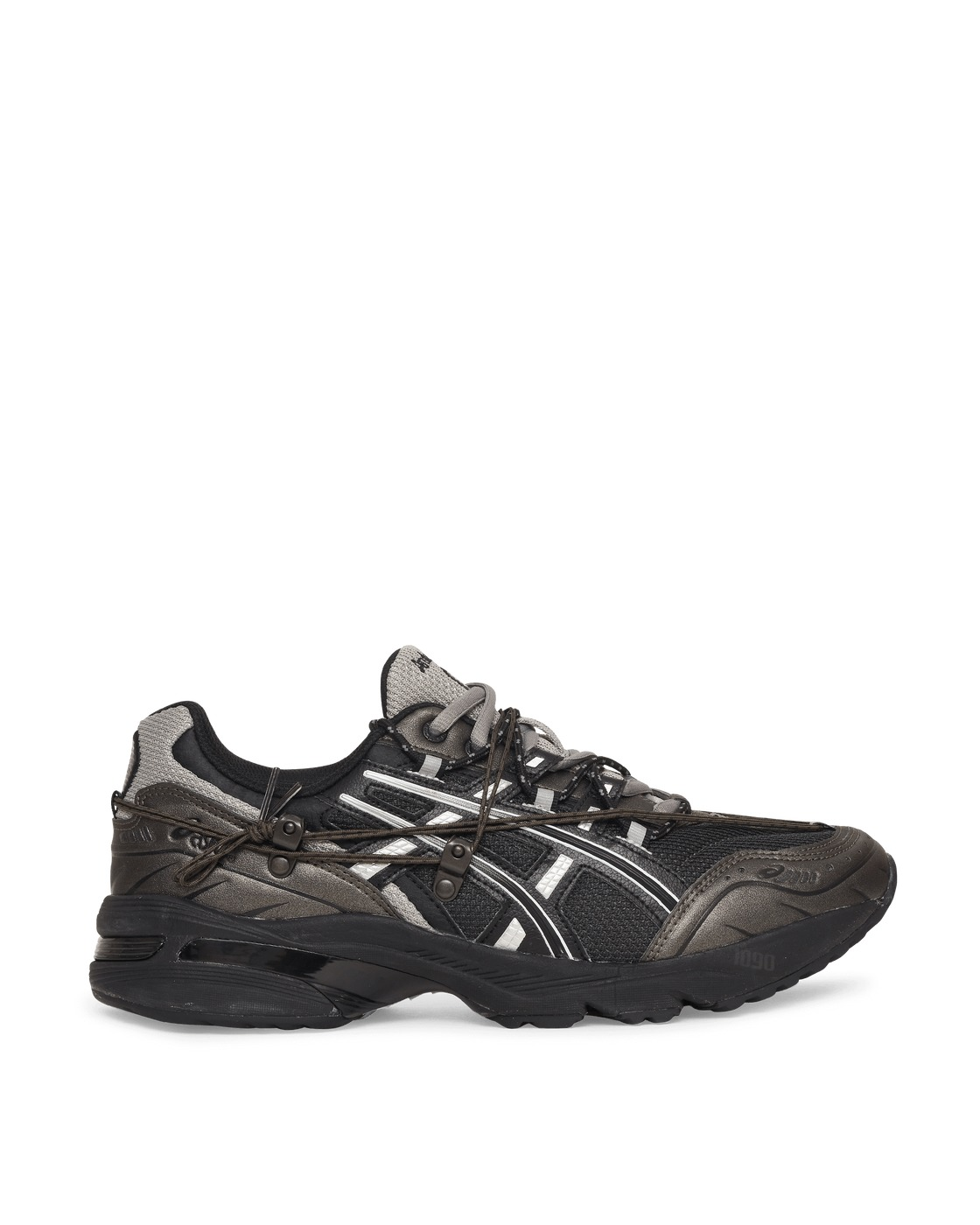 Photo: Asics Andersson Bell Gel 1090 Sneakers Black/Silver