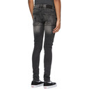 Ksubi Grey Van Winkle Bandana Angst Trashed Jeans